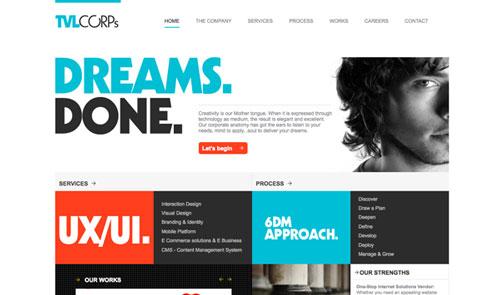 Kết quả hình ảnh cho Thiết kế website dạng kể chuyện